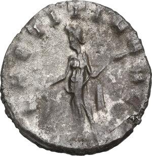 reverse: Gallienus (253-268).BI Antoninianus, Mediolanum mint