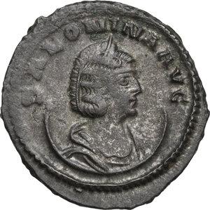 obverse: Salonina, wife of Gallienus (died 268 AD).BI Antoninianus, Antioch mint