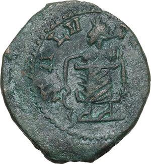 reverse: Postumus (259-268).Barbarous AE 25 mm. Celtic Danubian mint (?)