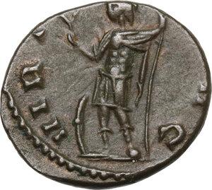reverse: Claudius II (268-270 AD).BI Antoninianus