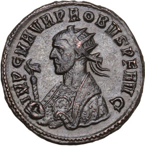 obverse: Probus (276-282).AE Antoninianus, Antioch mint, 276-282 AD