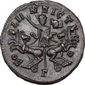 reverse: Probus (276-282).AE Antoninianus, Antioch mint, 276-282 AD
