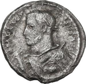 obverse: Licinius I (308-324).BI Siliqua or Argenteus. Treveri (Trier) mint. Struck AD 309-313 AD