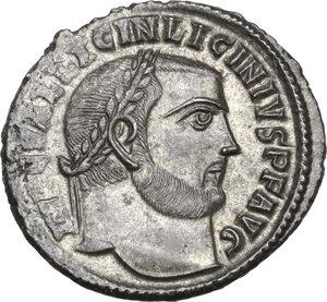 obverse: Licinius I (308-324).AE Follis, Antioch mint, 313-314 AD