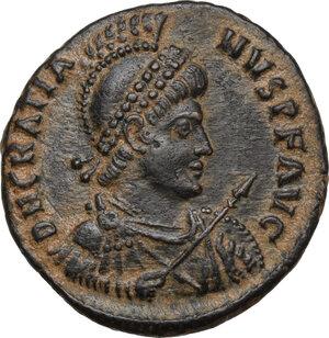 obverse: Gratian (367-383).AE 23mm. Antioch mint