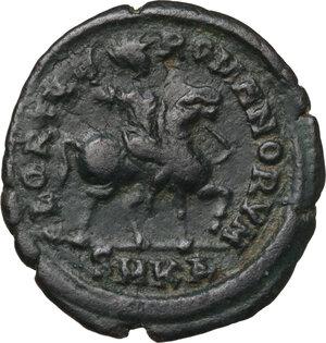 reverse: Theodosius I (379-395).AE 18.5 mm. Cyzicus mint