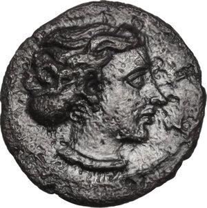 obverse: Syracuse. Temp. Dionysios I (405-367 BC).AR Hemilitron, c. 405-395 BC