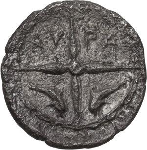 reverse: Syracuse. Temp. Dionysios I (405-367 BC).AR Hemilitron, c. 405-395 BC