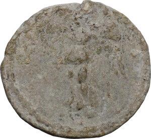 obverse: PB Tessera, 1st-3rd century AD