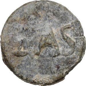 reverse: PB Tessera, 1st-3rd century AD