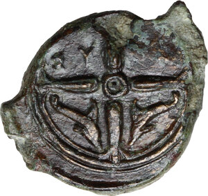 reverse: Syracuse. Second Democracy (466-405 BC).AE 17 mm, 415-405 BC