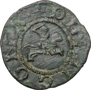 reverse: Ancona. Repubblica Autonoma (Sec. XIII-XV). Quattrino