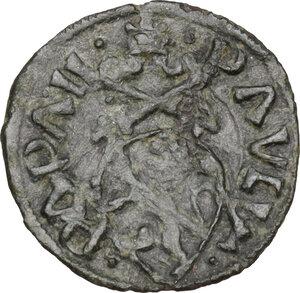 obverse: Ancona. Paolo II (1464-1471), Pietro Barbo. Picciolo