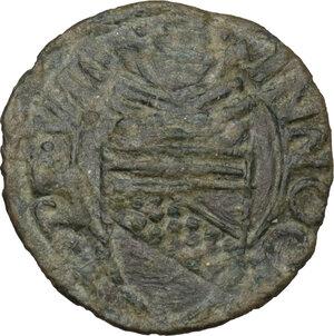 obverse: Ancona. Innocenzo VIII (1484-1492), Giovanni Battista Cybo. Picciolo