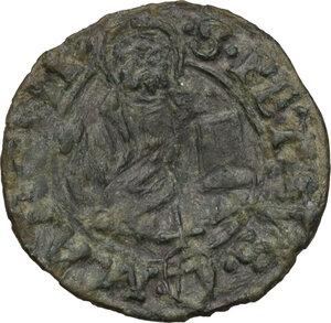 reverse: Ancona. Innocenzo VIII (1484-1492), Giovanni Battista Cybo. Picciolo