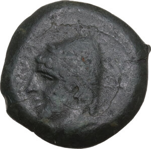obverse: Samnium, Southern Latium and Northern Campania, Aesernia.AE19.5mm. c. 263-240 BC