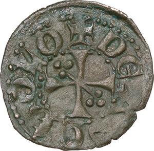 obverse: Ascoli. Repubblica (Sec. XIII-XIV). Denaro