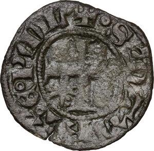 obverse: Avignone. Urbano V (1362-1370), Guglielmo de Grimoard. Duplo