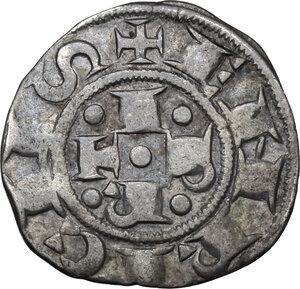 obverse: Bologna. Repubblica, a nome di Enrico VI Imperatore (1191-1337).Bolognino grosso