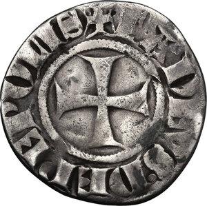 obverse: Bologna. Taddeo Pepoli (1337-1347). Doppio grosso o Pepolese