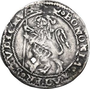 obverse: Bologna. Anonime dei Bentivoglio (1446-1506). Grossone