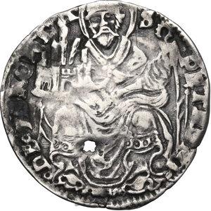 reverse: Bologna. Anonime dei Bentivoglio (1446-1506). Grossone