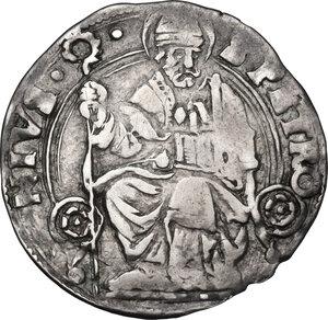 reverse: Bologna. Anonime Pontificie (sec. XVI-XVII). Carlino