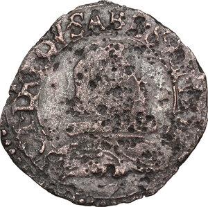 obverse: Bozzolo. Scipione Gonzaga (1613-1670). Da 3 soldi