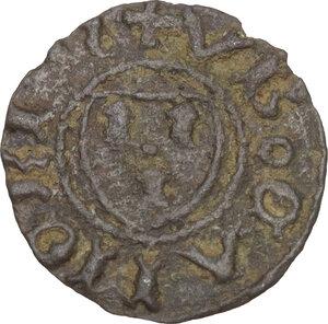 obverse: Camerino. Governo Popolare (1434-1444).Picciolo