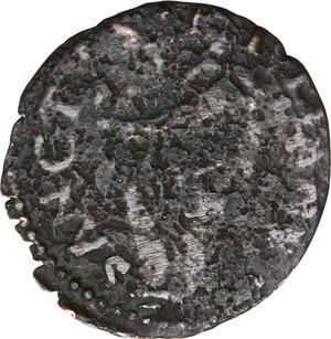 reverse: Desana. Delfino Tizzone (1583-1598). Quattrino
