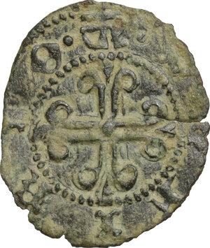 obverse: Fermo. Francesco Sforza (1434-1446). Picciolo