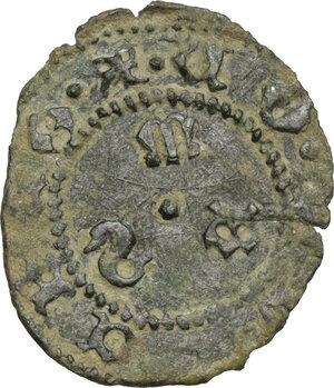 reverse: Fermo. Francesco Sforza (1434-1446). Picciolo