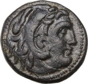 obverse: Kings of Macedon. Philip V (221-179 BC).AE 18 mm, uncertain Macedonian mint