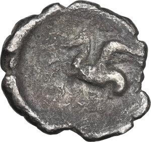 reverse: Illyria, Dyrrhachium. AR Hemidrachm, 344-300 BC