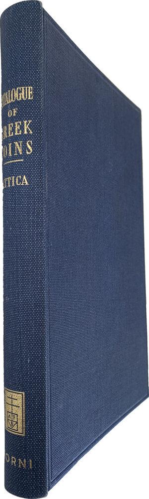 obverse: BARCLAY HEAD, V.Catalogue of Greek coins in the British Museum. Attica, Megaris, Aegina. A cura di R.S. Poole