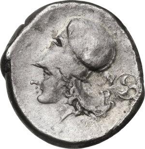 reverse: Corinthia, Corinth. AR Stater, c. 375-300 BC