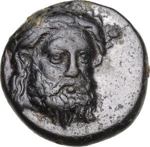 obverse: Mysia, Adramyteion. AE 11 mm. 4th century BC
