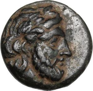 obverse: Mysia, Iolla. AE 10 mm. 4th century