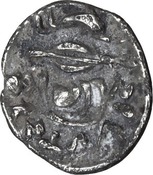 reverse: Central and Southern Campania, Phistelia. AR Obol, c. 325-275 BC