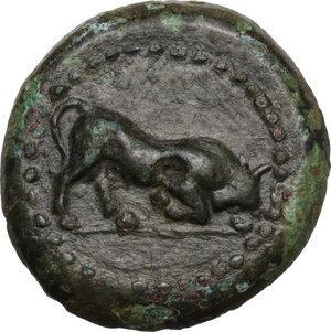 obverse: Mysia, Kyzikos. AE 25mm. 2nd-1st century BC