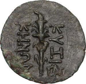 reverse: Mysia, Kyzikos. AE 25mm. 2nd-1st century BC