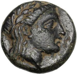 obverse: Troas, Antandros. AE 11 mm. 4th-3rd century BC
