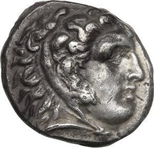 obverse: Ionia, Erythrai. AR Drachm, Diopeithes magistrate circa 325-315 BC