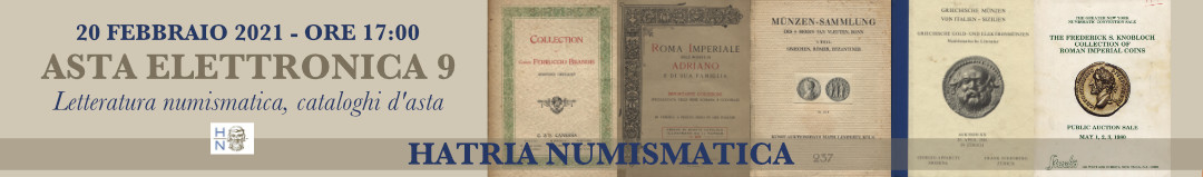 Banner Hatria Numismatica Asta 9