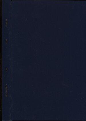 obverse: ARS CLASSICA – NAVILLE et C. – N. XV, Lucerne,  2 – July, 1930. Collection William Harrison, - Woodward de Londres.  Catalogue de monnaies antiques grecques, romaines , byzantines, etc., bibliotheque numismatique.  Pp. 136,  nn. 2267,  tavv. 74. Ril. tutto similpelle con scritte sul dorso, brossura copertina  sciupata, interno ottimo stato. Spring 484