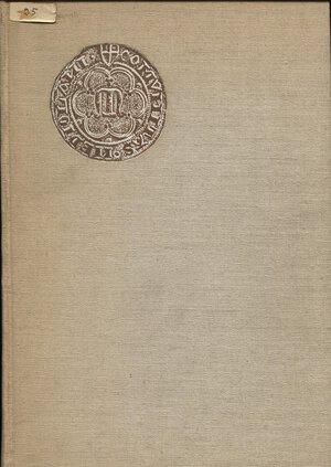 obverse: BELLONI G. G. -  Le monete romane dell'Età Repubblicana.  Milano, 1960. pp. lix, 333,  tavv. 59 + 2. Ril. ed. buono stato ad eccezione di qualche tavola rovinata. Esemplare da uso studio.