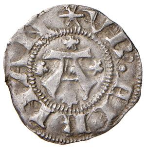 reverse: Fermo. Ludovico Migliorati (1425-1428). Bolognino AG gr. 1,08. CNI 1. q.SPL