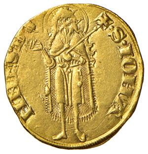 reverse: Firenze. Repubblica sec. XIII-1532. Fiorino IV serie 1267-1303 (signori della zecca sconosciuti; segno ghianda) AV gr. 3,48. Bernocchi 250/52. MIR 4/50. SPL/q.SPL