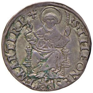 reverse: Messerano. Ludovico II Fieschi (1528-1532). Testone AG gr. 9,51. CNI 20. Ravegnani Morosini 4. MIR 691. Raro. BB-SPL