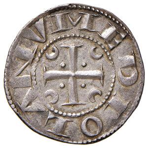 obverse: Milano. Comune (secc. XIII-XIV). Ambrosino AG gr. 2,87. Crippa 24 (V tipo). MIR 66/4. MEC12, 574. Ex asta Varesi 64a/2014, 689. Patina di medagliere, SPL/q.SPL